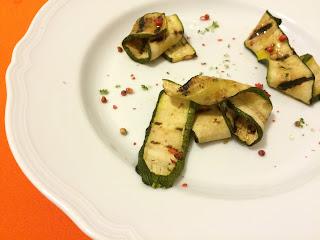 zucchine grigliate al sale homemade