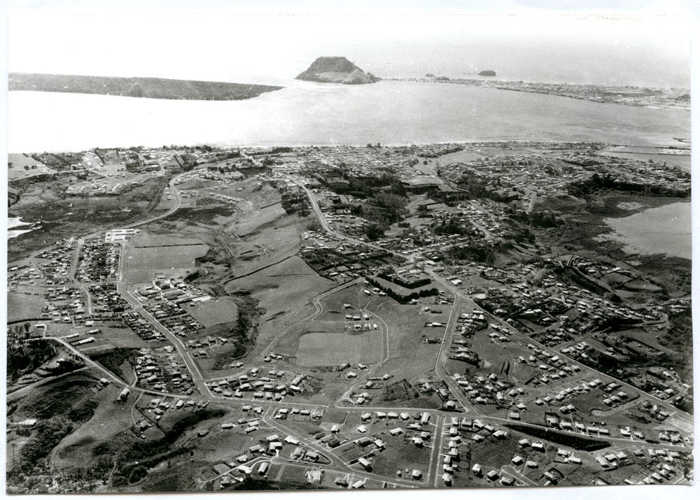 Tauranga in the past, History of Tauranga