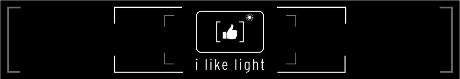 I like light