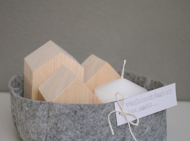 minikunst weihnachtsdorf bausatz. Black Bedroom Furniture Sets. Home Design Ideas