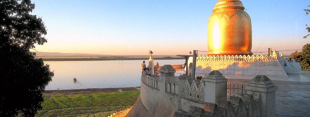 Journey to Bagan Myanmar (Burma) Hotels, Temple & Pagoda Buddha Shrine, Wall Art & Murals