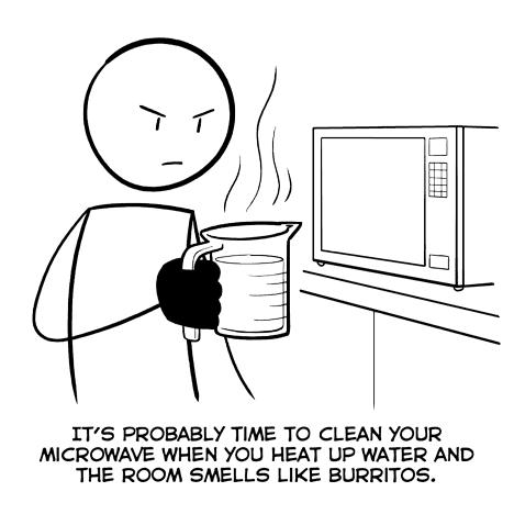 Relatable Humor #247: Microwave Humor