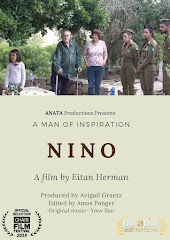 Eitan Herman's 5 minute film about Nino - for a festival in Sydney‏