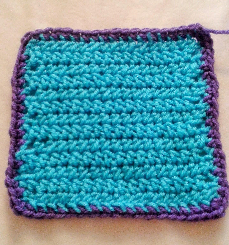 Oui Crochet: Learn to Crochet: Part 4- Half Double Crochet ...