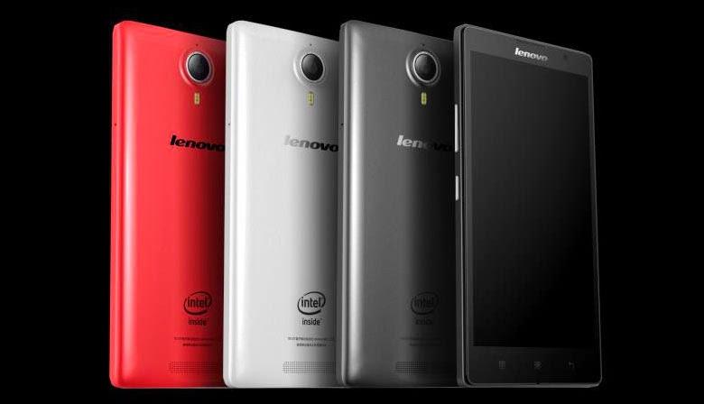 Lenovo P90, Spesifikasi HP Tangguh Intel Atom 64-Bit LTE Harga 4 Jutaan