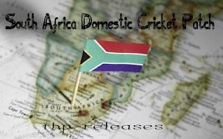 South Africa Domestic Cricket Patch