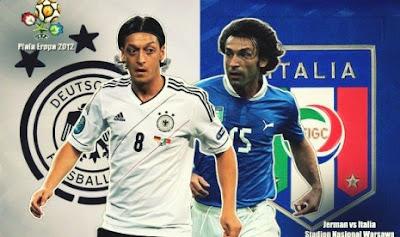 Prediksi Jerman Vs Italia Euro 2012