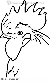 Dibujos de Gallos