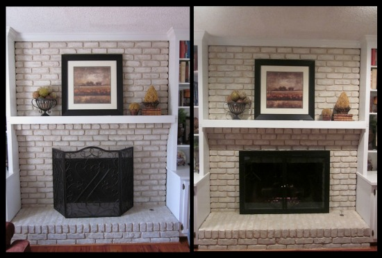 Fireplace Decorating: August 2012