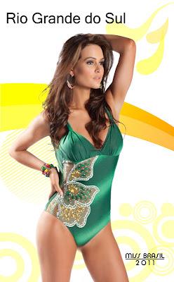 Fotos Priscila Machado - Miss Universo 2011 - Brasil 5