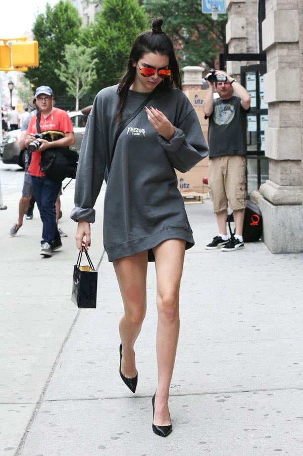 Street Style kendall jenner 5