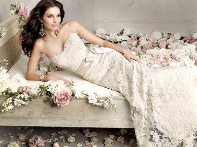 Luxury White Dress Wedding