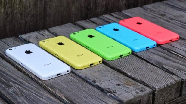 iphone 5c bütün renkler