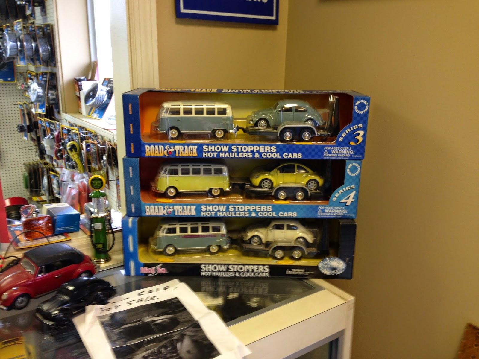 VW Toys Marks Metric