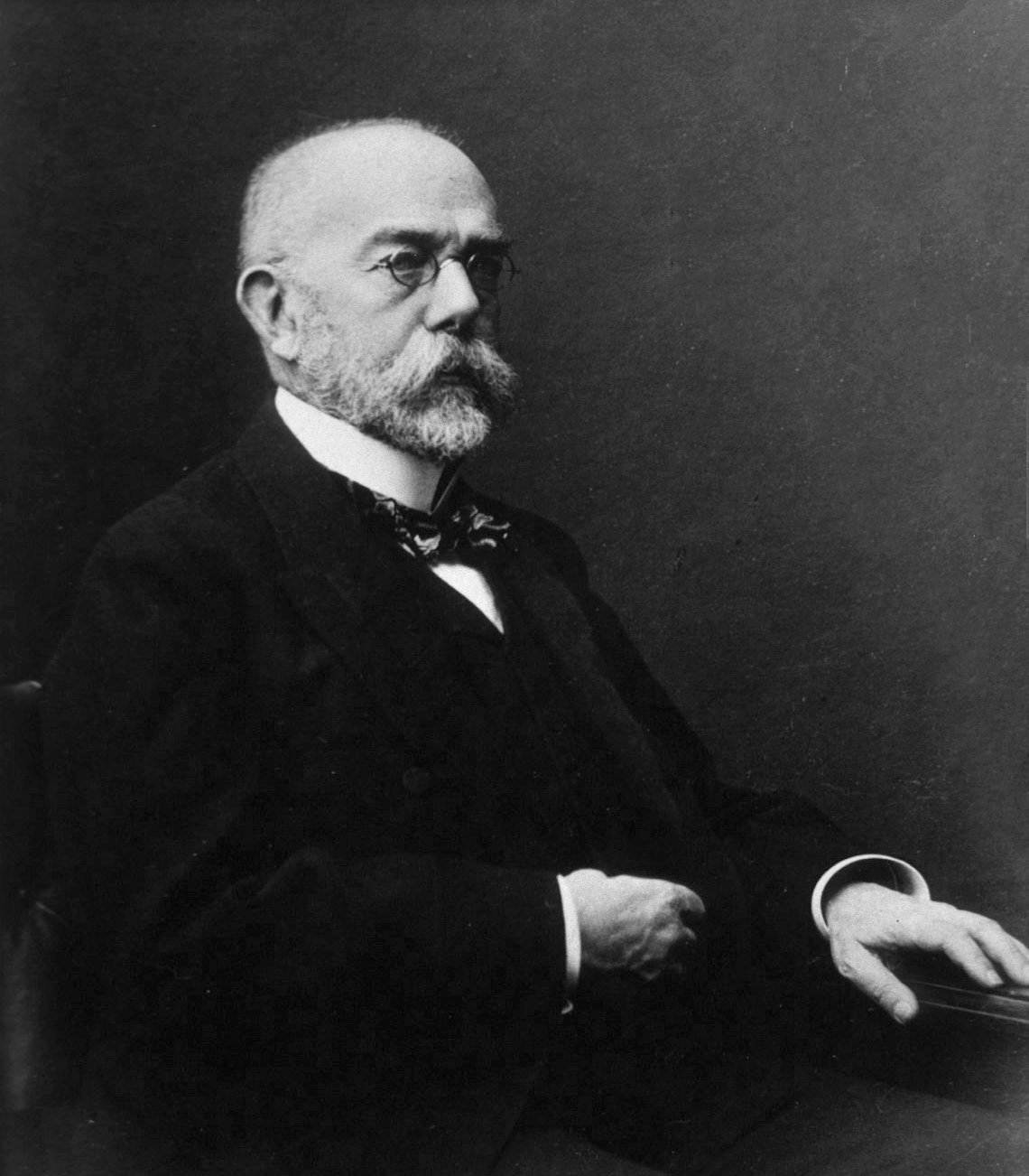 robert koch Robert koch was born on december 11,1843 in germanyhe took his medical  degree in 1866on april 22,1876 he wrote to ferdinand cohn,prof of botany  aboyt.