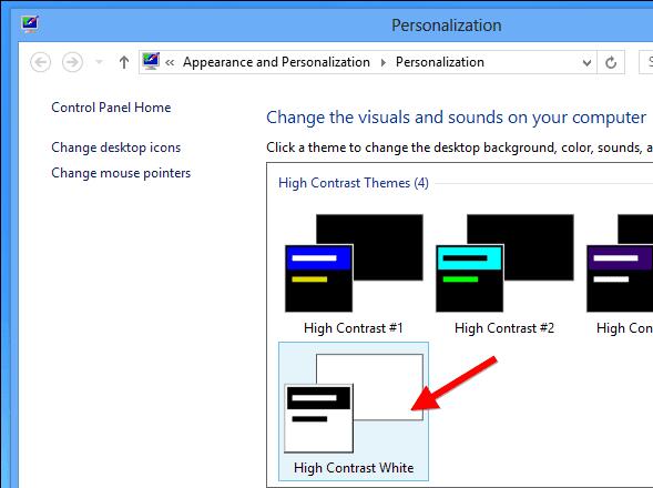 Cara Mengaktifkan Aero Glass Transparency pada Windows 8