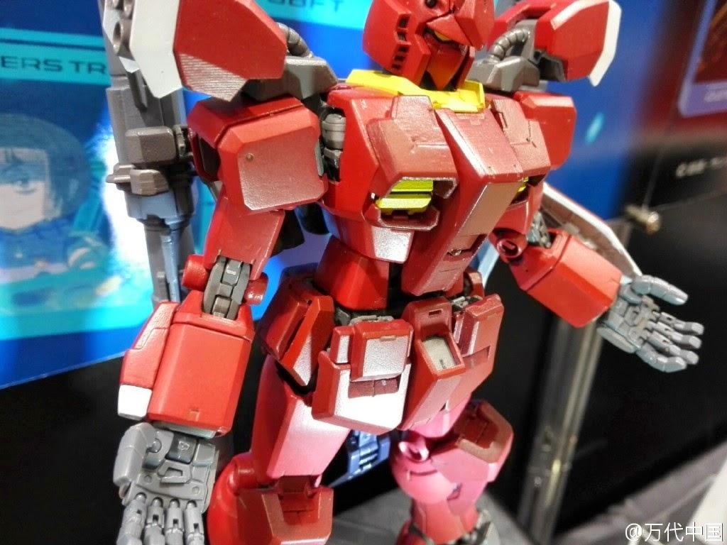 +กันพลาเดือน 8/2015 RG Gundam Astray Red Frame ,MG  Amazing Red Warrior,HG Freedom Gundam (REVIVE),HG G-Self Perfect Pack,HGBF Gundam Leopard Davnci,SDBF Kurenai Musha Amazing,SD Versal Knight gundam