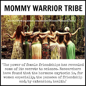 JOIN OUR MOMMY WARRIOR TRIBE!