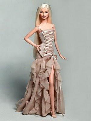 Fotos da Boneca Barbie Loira