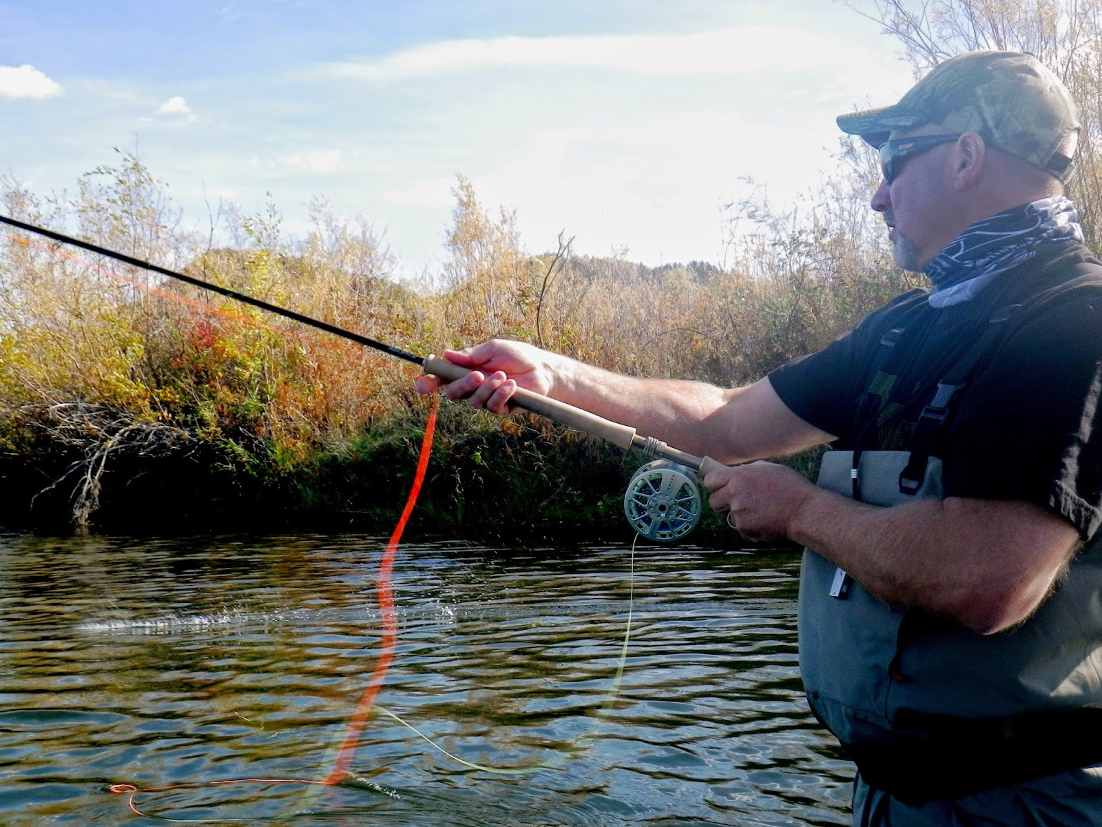 Montana: Missouri River - Greg Darling - MicroSpey