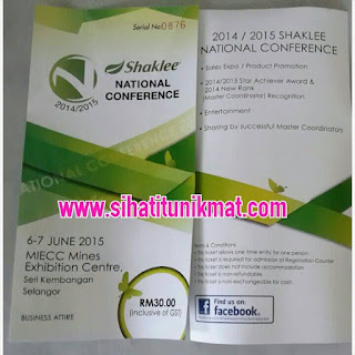 shaklee national conference