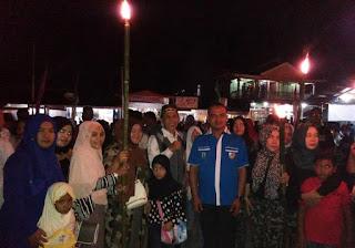 perayaan sumpah pemuda ke 87 simeulue pawai obor