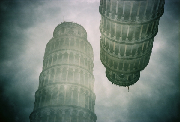 Lisa Bamford. Double Exposures