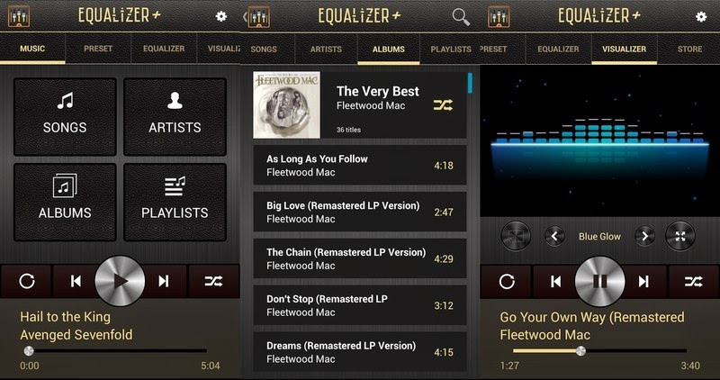 Great Music Apps for Android Mobile