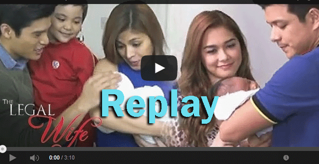Watch 'The Legal Wife' Replay on iWantv