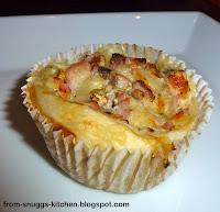 deftige Blätterteig-Muffins