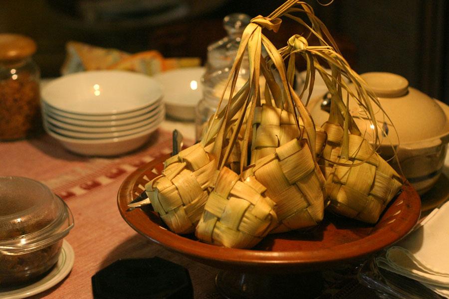 Ketupat, masakan Khas Lebaran.png