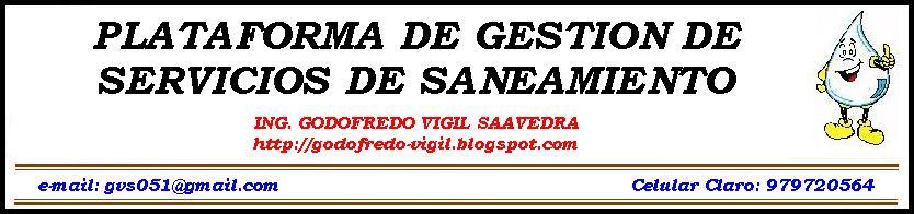 PLATAFORMA DE GESTIÓN DE SERVICIOS DE SANEAMIENTO