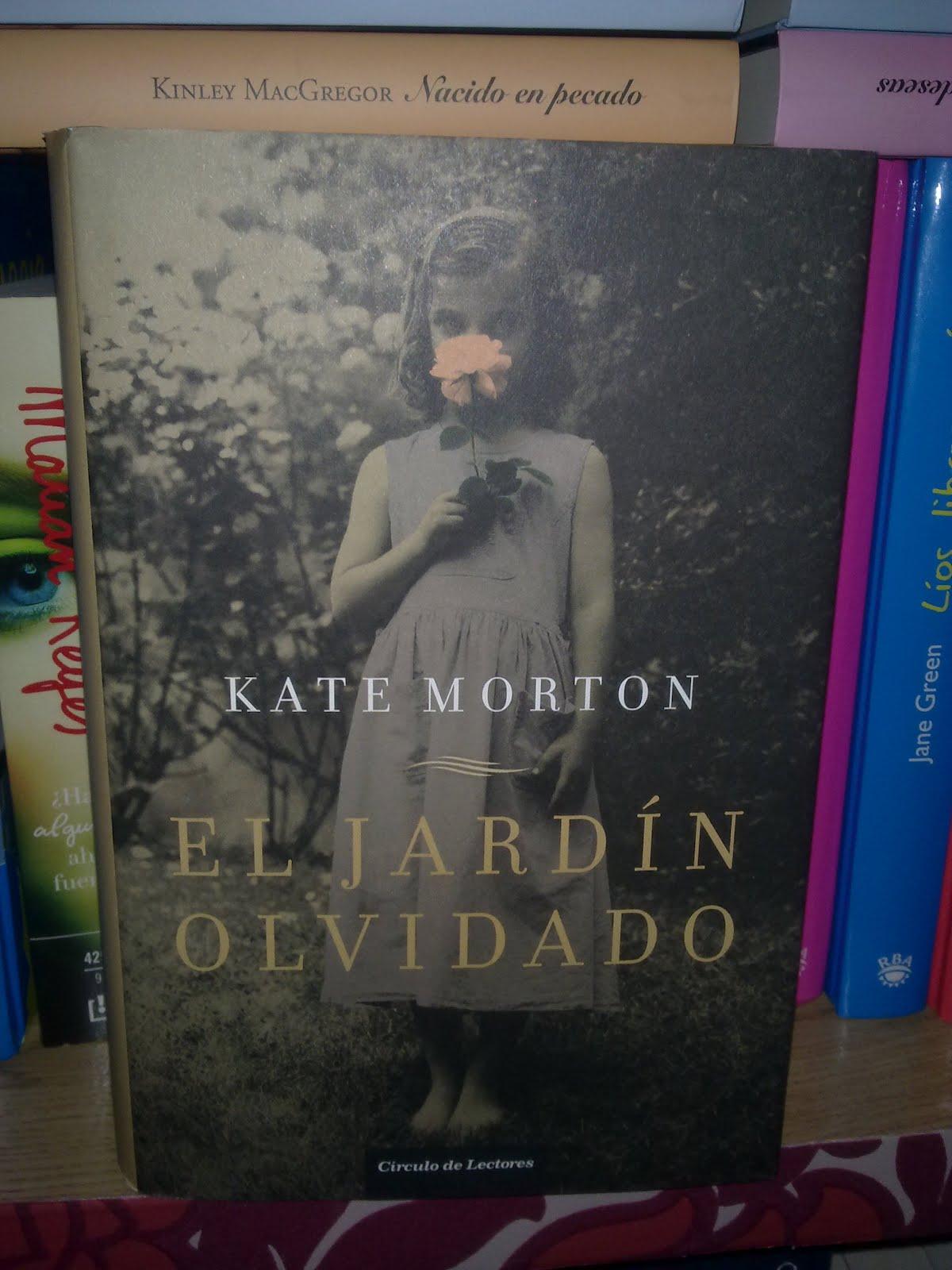 In s y sus libros el jard n olvidado de kate morton for Libro jardin olvidado