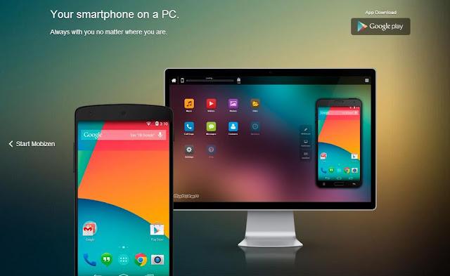 Aplicación que captura pantalla de Móviles para Android