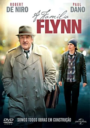 Filme Poster A Família Flynn DVDRip XviD Dual Audio & RMVB Dublado