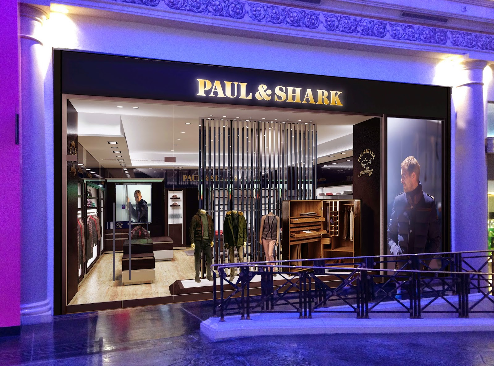 Essential Communications Us Expansion For Paul Amp Shark Gives New Opportunities For Travel Retail