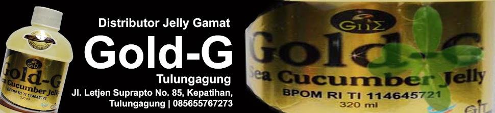 Agen Jelly Gamat Gold-G Resmi GIT