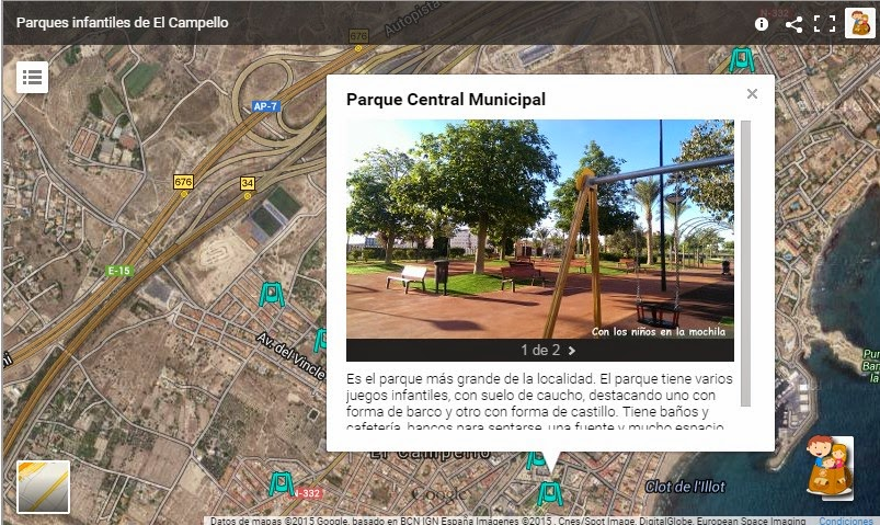 Plano Parques