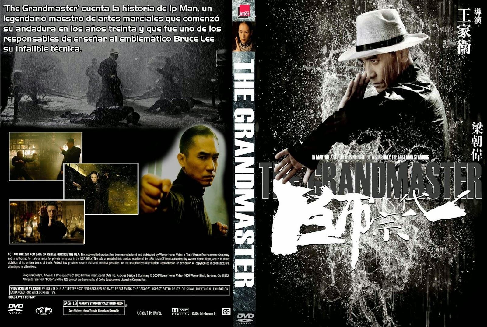 The Grandmaster (Ip Man 4) DVD