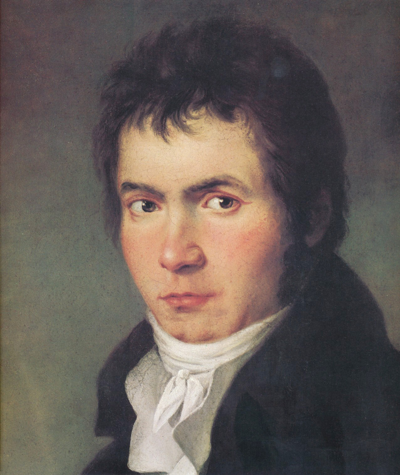 an analysis of the true story of ludwig von beethovens life in immortal beloved The paperback of the beethoven: the universal composer  women (immortal beloved and a certain amount of  my interest in music and the life story of the.
