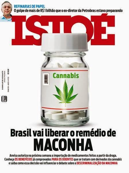 Brasil vai liberar o remédio de maconha