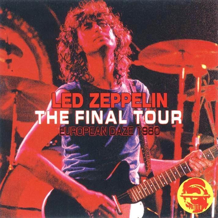 T U B E Led Zeppelin 1980 06 29 Zurich Ch Sbd Pre Fm Flac