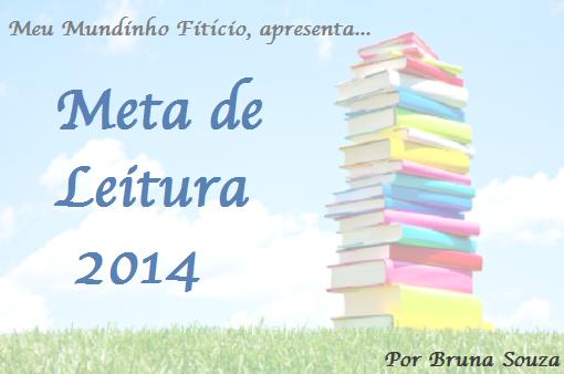 Meta de Leitura 2014