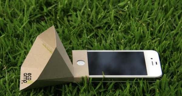 Eco Amp For IPhone