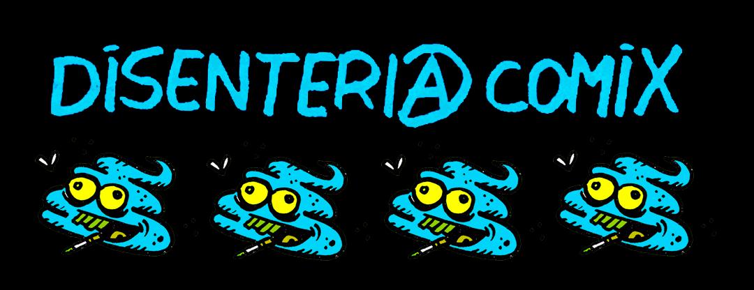 DISENTERIA COMIX