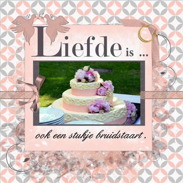 lo 2 Mei 2016 - De bruidstaart