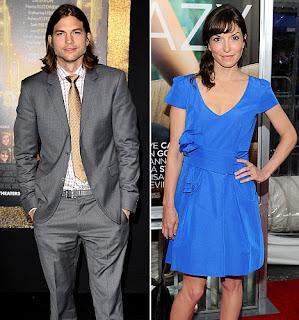 Ashton Kutcher Girlfriend