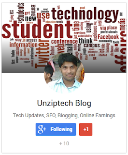 Google+ Page Badge