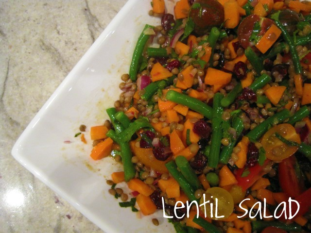 #Saygdayparty, Back to School, Favourite Finds, Lentil Salad, Natasha In Oz, Recipe, Say G'Day Linky Party, Say G'day Saturday Linky Party,