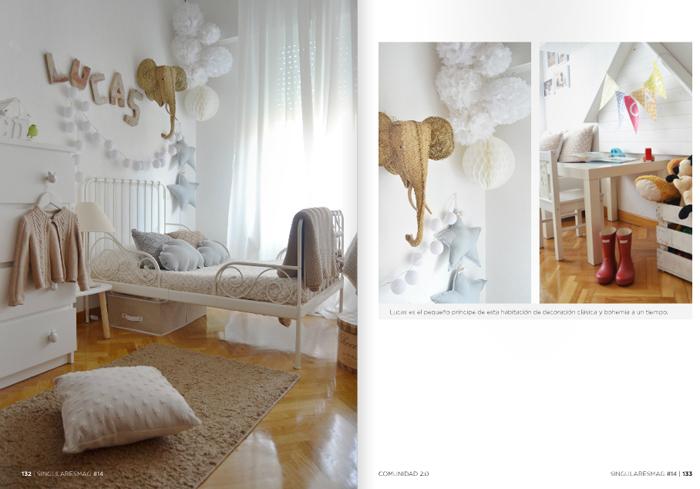 Mi casa en Singulares Magazine